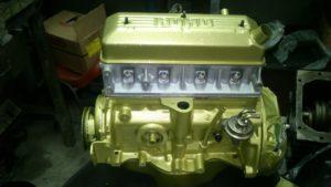 reforma de motor de gerador